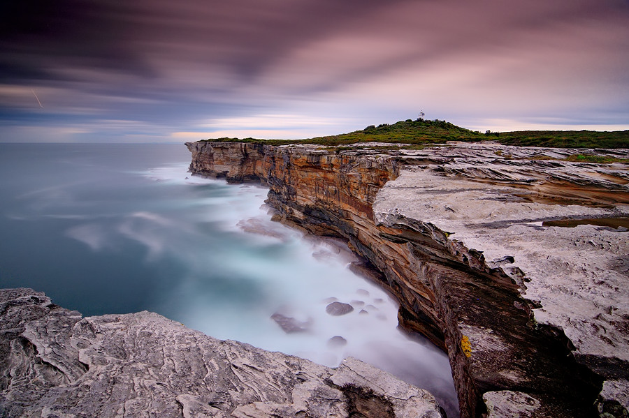 Cape Bailey - Kurnell Botany Bay National park