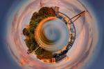 Glebe_foreshore_Panorama3_planet