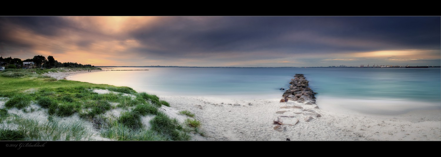 Jervis Bay vs Botany Bay - (c) Gerard Blacklock