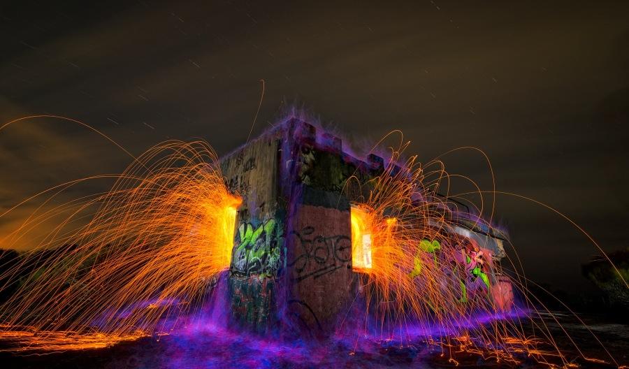 Cosmic Spew - The search for the Portal (c) Gerard Blacklock