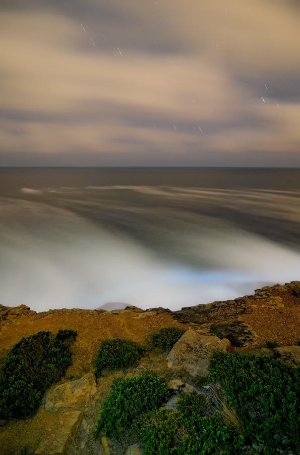 Bioluminescent ocean surf - (c) Gerard Blacklock