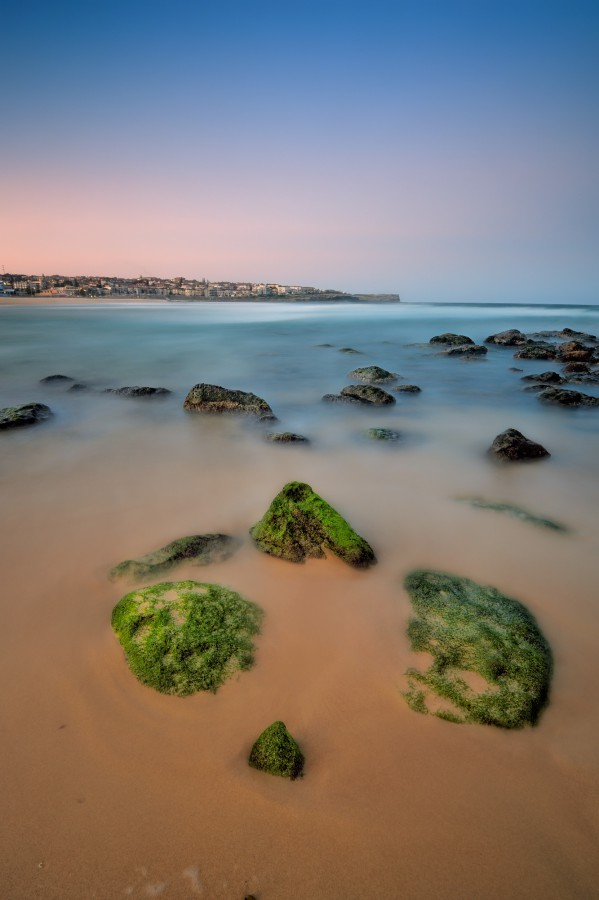 Pastel, maroubra and Fuzziness - (c) 2014 Gerard Blacklock