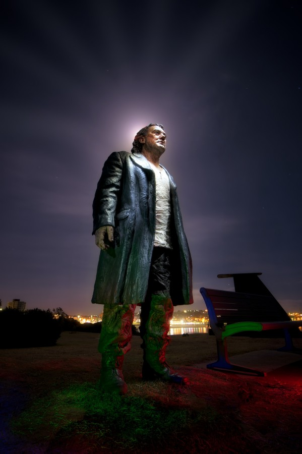 The Punisher - (c) Gerard Blacklock