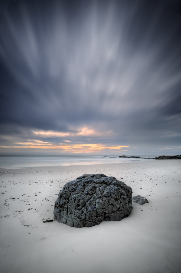 Australia's version of the moeraki boulders - (c) 2014 Gerard Blacklock