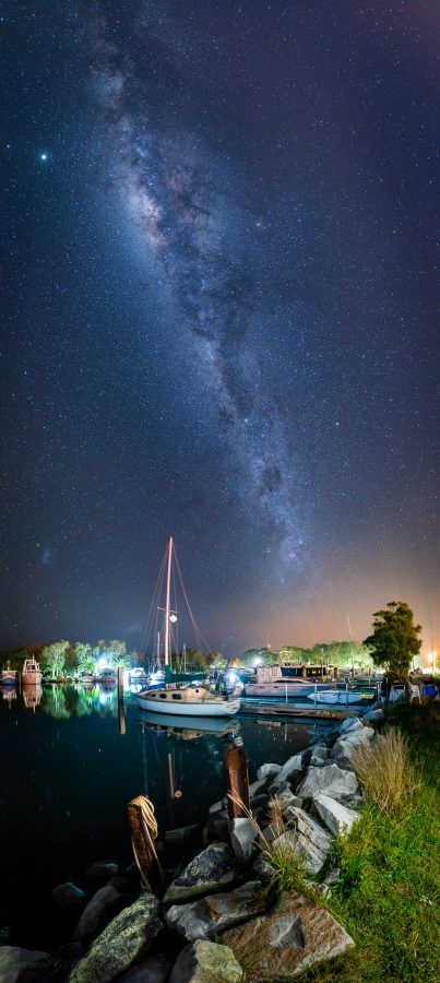 Starry Boats